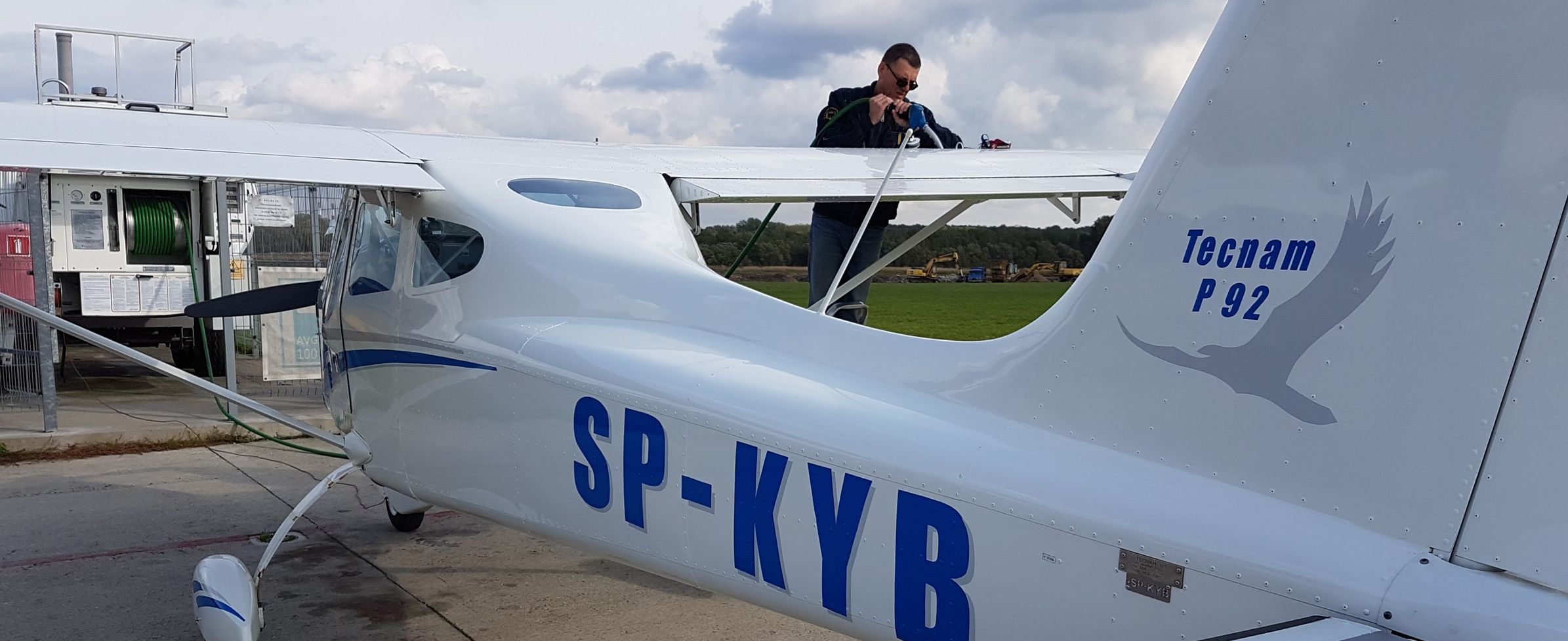 Tankuj samolot bezpiecznie i legalnie