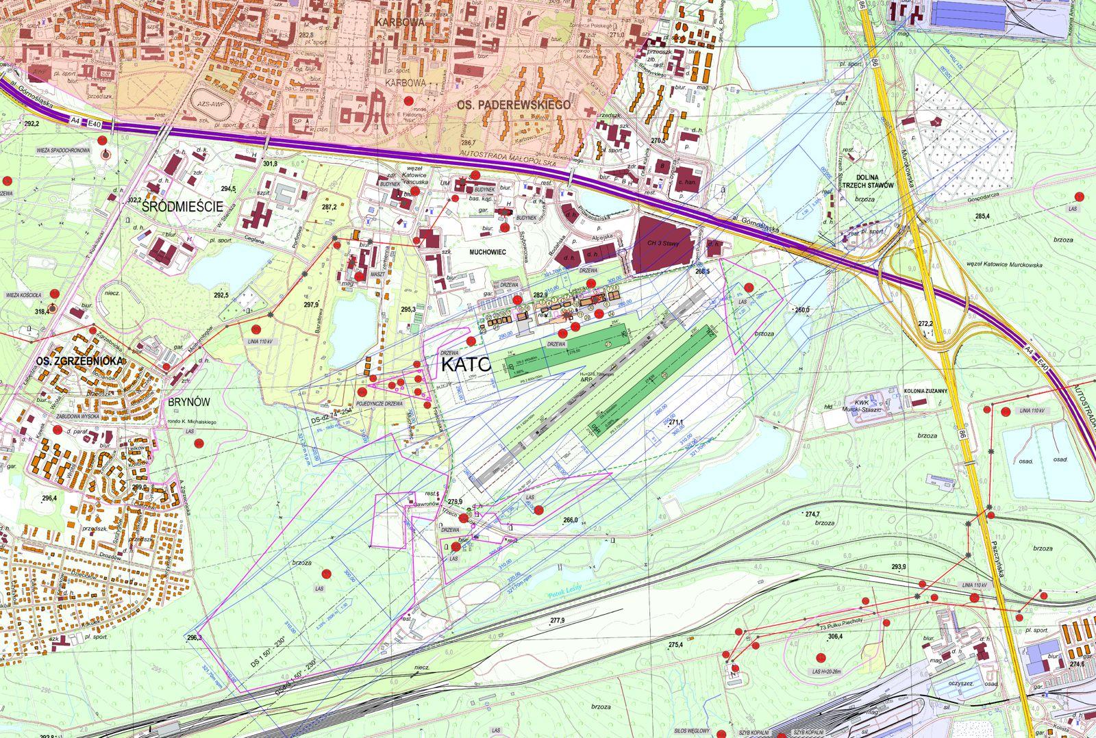 Mapa 1:5000
